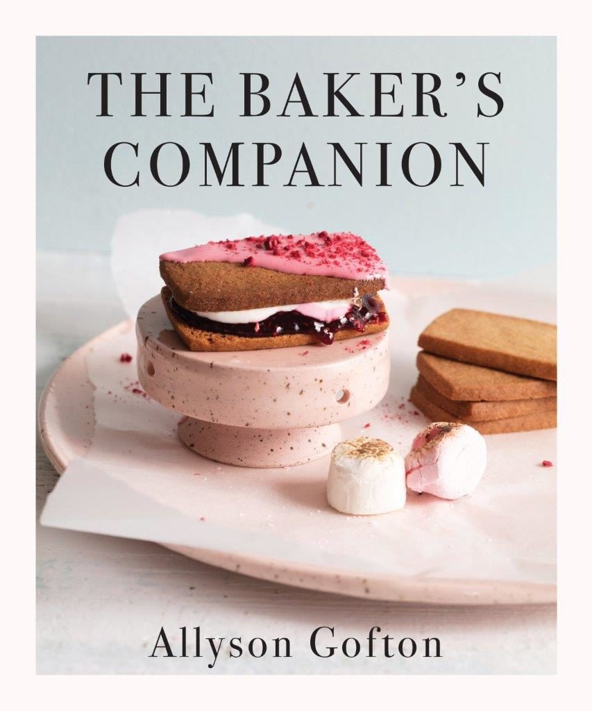 The Bakers Companion for GrownUps