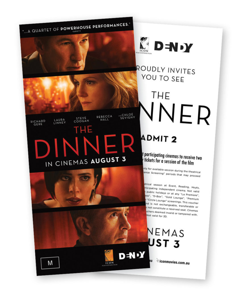 the-dinner_prize-pack_admit-2_nz