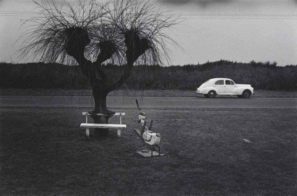 The Island Motel, Pines Beach, Kaiapoi, 1977