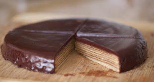 Baumkuchen or tree cake