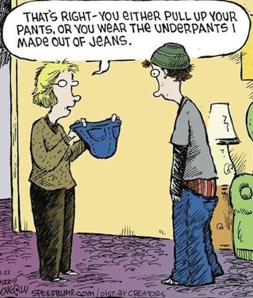 Joke Pull Up Your Pants Grownups New Zealand
