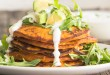 breakfast sweet potato pancakes