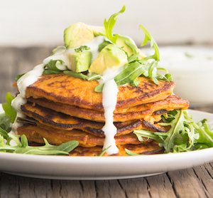 breakfast-sweet-potato-pancakes