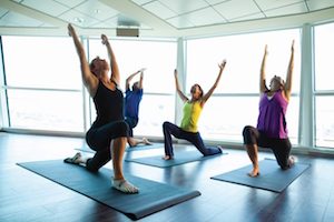 Reduce the affects of ageing with yoga