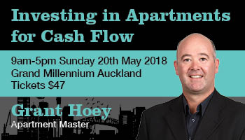 Investing in apartments for cashflow