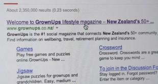 GrownUps in the Media