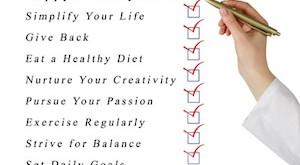 Happy healthy life
