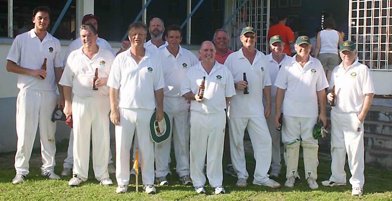 Fingletoads Cricket
