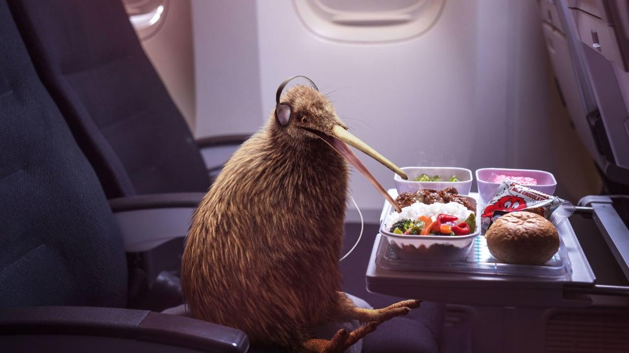 Video Air Nz Video Is As Kiwi As Grownups New Zealand