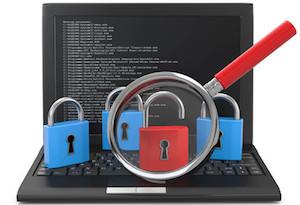 3d Notebook Sicherrheit & Schutz