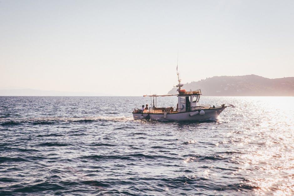 fishing boat,