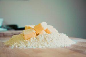 Butter, baking