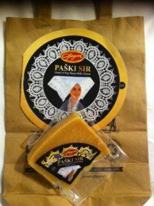 paski sir cheese