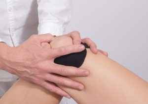 Knee pain massage