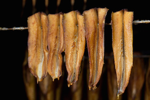 smoked fish - herring/ smoked fish - herring
