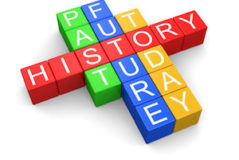History crossword (clipping path included)