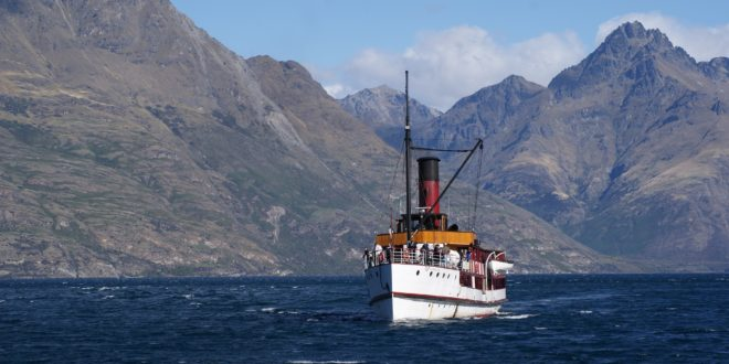 steamer boat