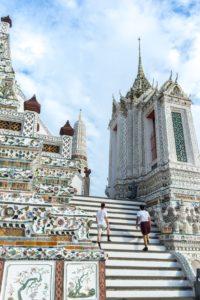 wat arun thailand bangkok temple of dawn