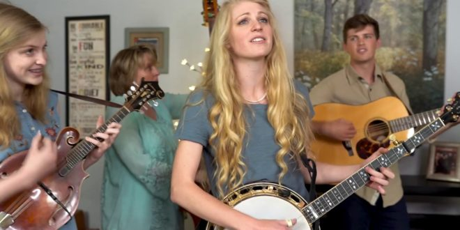 video family band covers jolene