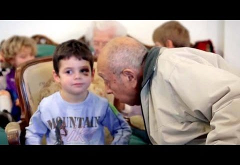 Video – Learning across the generations