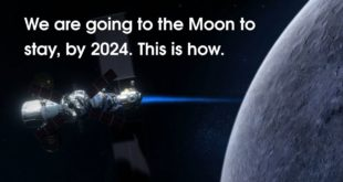 video nasa plans to go to the mo