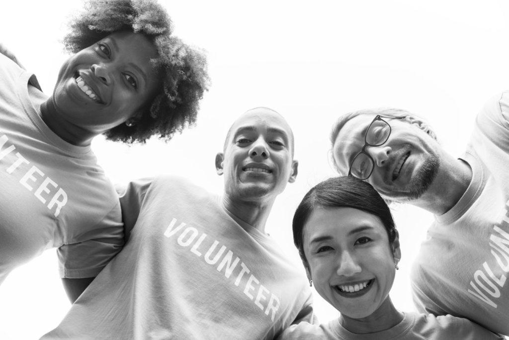 Volunteering benefits you