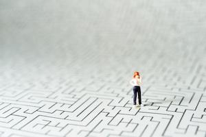 worry maze