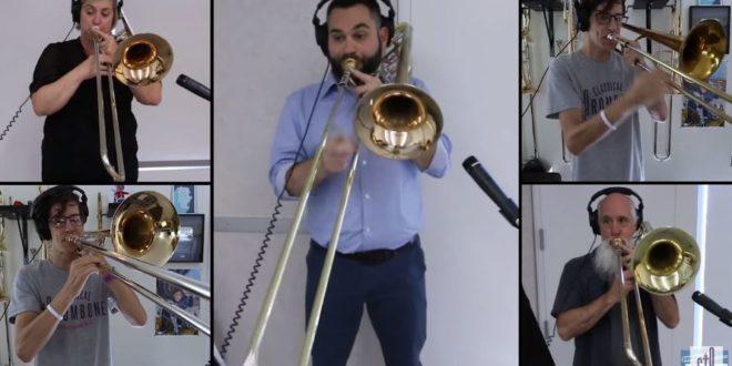 trombone bohemian rhapsody